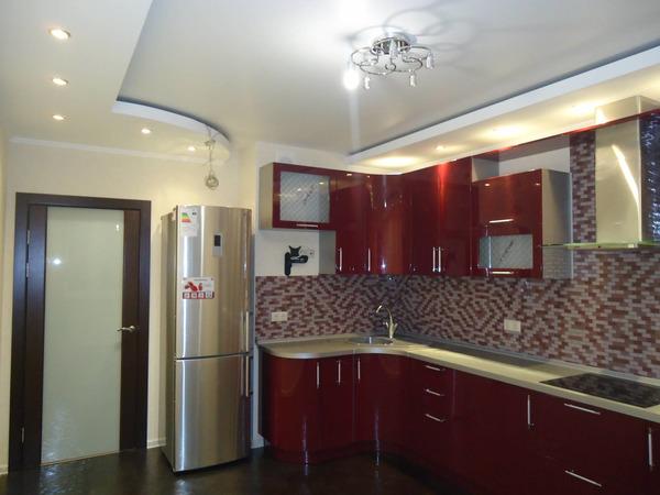 Косметический ремонт кухни недорого