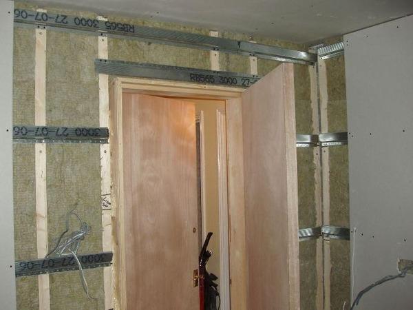 Шумоизоляция стен в квартире своими руками материалы