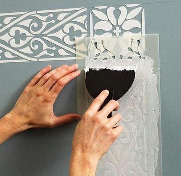 2392 Барельеф на стене (гипсовый, декоративный): как сделать своими руками новичку, эскизы,